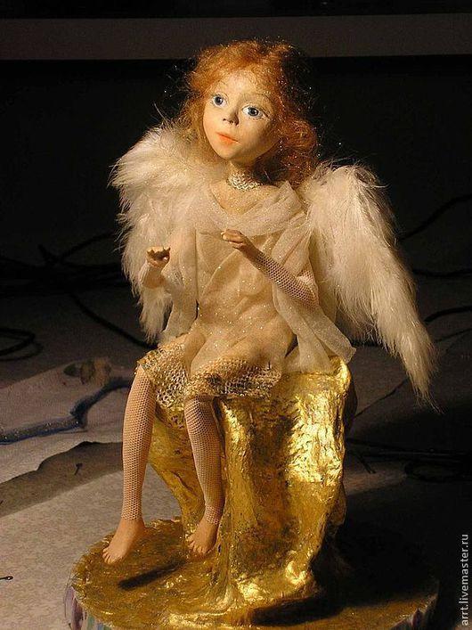 Коллекционные куклы ручной работы. Ярмарка Мастеров - ручная работа. Купить Авторская кукла Ангел. Handmade. Ангел, ангел-хранитель