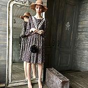 Одежда ручной работы. Ярмарка Мастеров - ручная работа Платье в городском стиле.. Handmade.
