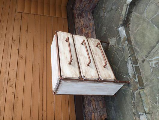 """Мебель ручной работы. Ярмарка Мастеров - ручная работа. Купить """"Старый комод"""". Handmade. Комбинированный, авторская работа, дерево сосна"""
