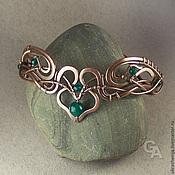 Украшения handmade. Livemaster - original item Bracelet shoulder