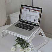 Для дома и интерьера ручной работы. Ярмарка Мастеров - ручная работа Столик для компьютера. Handmade.