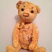 Куклы и игрушки ручной работы. Ярмарка Мастеров - ручная работа Солнечный мишка. Handmade.