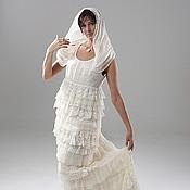 """дизайнерское свадебное платье """"Вена"""""""