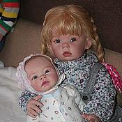 Куклы и игрушки ручной работы. Ярмарка Мастеров - ручная работа Реборн Елена. Handmade.