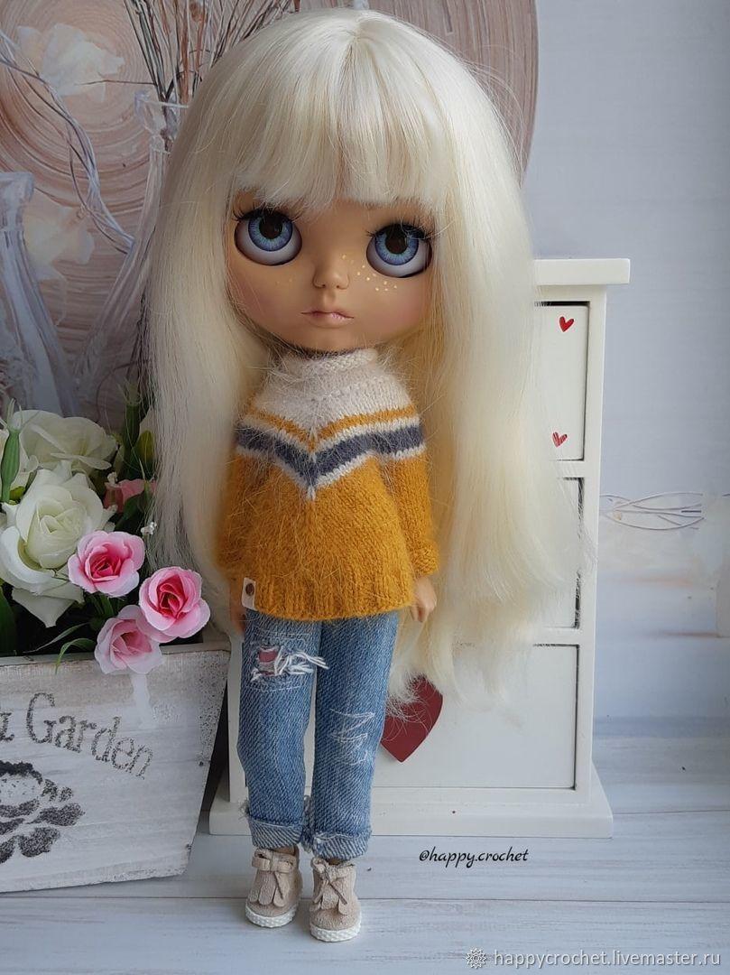 Свитер для кукол Блайз, Одежда для кукол, Барнаул,  Фото №1