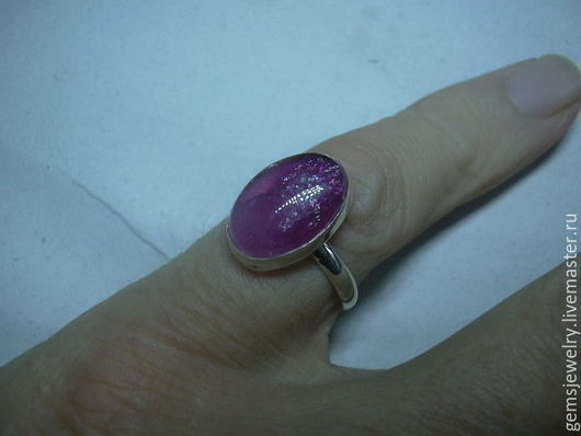 Кольца ручной работы. Ярмарка Мастеров - ручная работа. Купить Элегантное кольцо РОЗОВЫЙ ТУРМАЛИН,серебро 925.. Handmade. Розовый