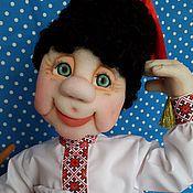 Куклы и игрушки ручной работы. Ярмарка Мастеров - ручная работа Молодой Казак.. Handmade.