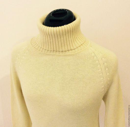 Кашемировая водолазка, кашемировый свитер, кашемир для женщин