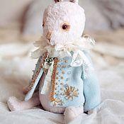 Мягкие игрушки ручной работы. Ярмарка Мастеров - ручная работа Кролик Эдвард. Handmade.