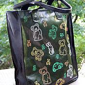 Сумки и аксессуары handmade. Livemaster - original item Bag