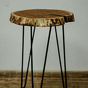 Подставки ручной работы. Ярмарка Мастеров - ручная работа Столик - подставка. Handmade.