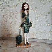 Кукольный театр ручной работы. Ярмарка Мастеров - ручная работа Кукольный театр: улетаю. Handmade.