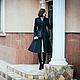 Верхняя одежда ручной работы. Женское пальто в ретро стиле. Анна-Лиза (Мода вне времени ТМ). Интернет-магазин Ярмарка Мастеров.