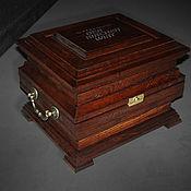 Сувениры и подарки ручной работы. Ярмарка Мастеров - ручная работа коробки из дерева. Handmade.