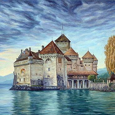 замок в швейцарии купить