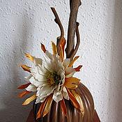 Цветы и флористика ручной работы. Ярмарка Мастеров - ручная работа Кадупул- Королева  ночи..... Handmade.