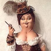 Куклы и игрушки ручной работы. Ярмарка Мастеров - ручная работа Стимпанк. Handmade.