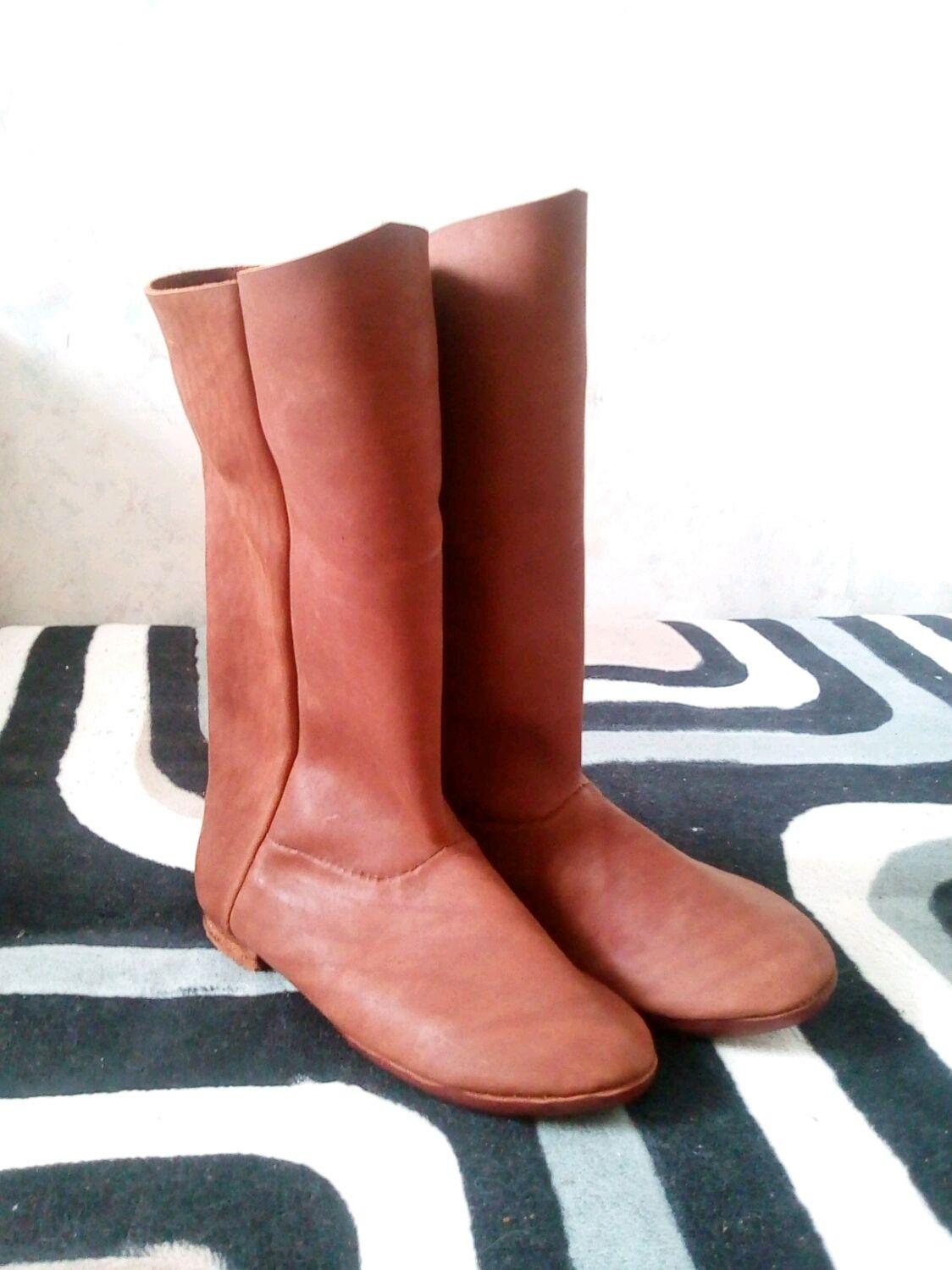Сапоги, Стилизованная обувь, Ставрополь,  Фото №1