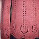 Кофты и свитера ручной работы. Шерстяной свитер.. Марина Бородина. Интернет-магазин Ярмарка Мастеров. Свитер, свитер с высоким воротом