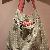 Сумки и аксессуары handmade. Livemaster - original item Textile bag