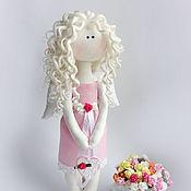 Куклы и игрушки ручной работы. Ярмарка Мастеров - ручная работа Нежный ангелочек. Handmade.