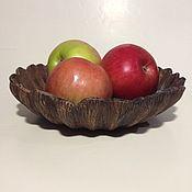 Посуда handmade. Livemaster - original item The bottom. Handmade.