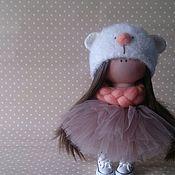 Куклы и игрушки ручной работы. Ярмарка Мастеров - ручная работа Кукла интерьерная, текстильная, кукла тильда. Handmade.