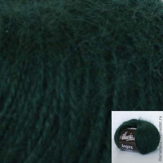 Артикул: 45208 Angora folle,  темно-зеленый