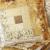 Для дома и интерьера ручной работы. Ярмарка Мастеров - ручная работа Золотая симфония. Handmade.
