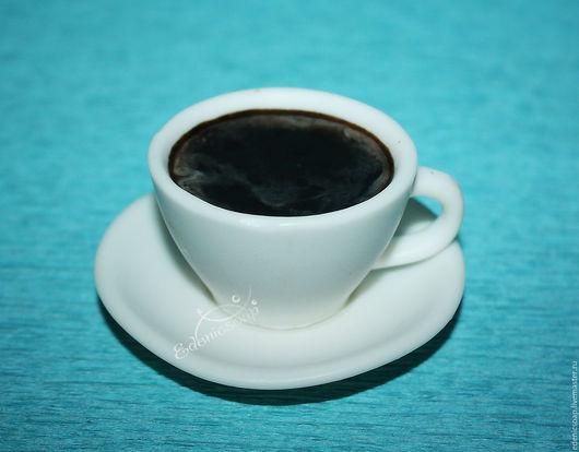 Оригинальное мыло ручной работы. Подарок кофеману. Edenicsoap.