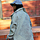 """Верхняя одежда ручной работы. Авторское пальто """"White ash"""". Коллекция """"Пепел"""".. Ирина Федотова. Ярмарка Мастеров. Пальто из шерсти"""