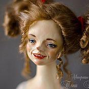 """Куклы и игрушки ручной работы. Ярмарка Мастеров - ручная работа Авторская куклу """"БуратинА"""". Handmade."""