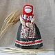 Сувениры ручной работы. Ярмарка Мастеров - ручная работа. Купить Народная кукла Плодородие. Handmade. Оберег, подарок, лен