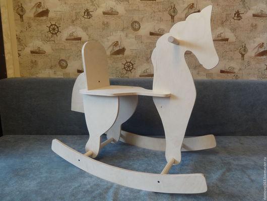 Развивающие игрушки ручной работы. Ярмарка Мастеров - ручная работа. Купить лошадка -качалка. Handmade. Игрушка ручной работы, лошадка