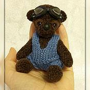 Куклы и игрушки ручной работы. Ярмарка Мастеров - ручная работа Медвежонок Тёпа. Handmade.