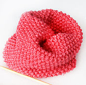 Работы для детей, handmade. Livemaster - original item Children`s knitted Snood in