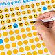 Календари ручной работы. Заказать Постер-календарь настроения Smile. BADLAB. Ярмарка Мастеров. Плакат достижений, подарок, настроение