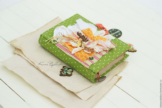 """Блокноты ручной работы. Ярмарка Мастеров - ручная работа. Купить блокнот """"Бохо"""". Handmade. Блокнот, блокнот для девушки, бохо-стиль"""