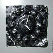Часы классические ручной работы. Ярмарка Мастеров - ручная работа Часы настенные кованые. Handmade.