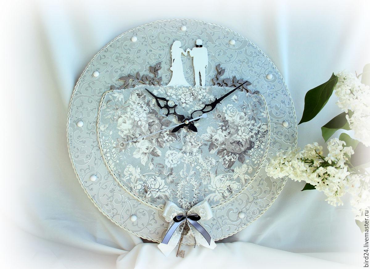 Поздравление к часам на свадьбу