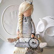 Куклы Тильда ручной работы. Ярмарка Мастеров - ручная работа Кукла Тильда - Принцесса на горошине. Handmade.