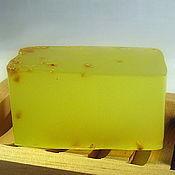 """Косметика ручной работы. Ярмарка Мастеров - ручная работа Мыло для жирной кожи """"Лимонное"""". Handmade."""