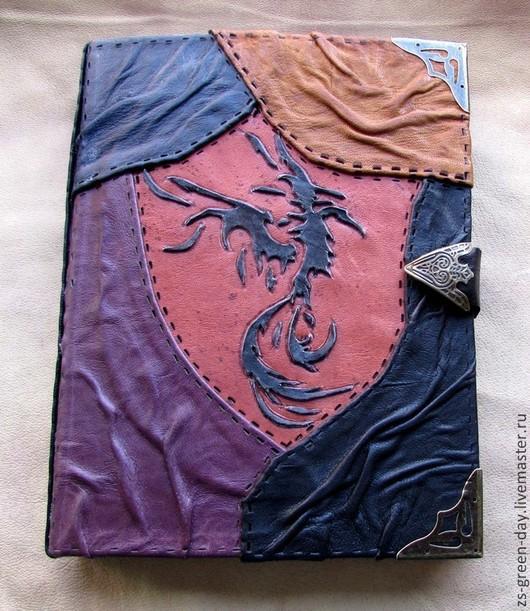 Блокноты ручной работы. Ярмарка Мастеров - ручная работа. Купить Блочная тетрадь. Handmade. Разноцветный