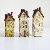 Для дома и интерьера ручной работы. Ярмарка Мастеров - ручная работа Декоративные домики. Handmade.