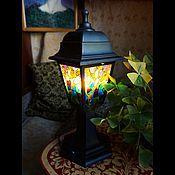 """Для дома и интерьера ручной работы. Ярмарка Мастеров - ручная работа Фонарь """"Мистер Дарси"""". Handmade."""