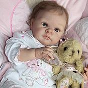 Куклы и игрушки ручной работы. Ярмарка Мастеров - ручная работа Кукла реборн Джилл.. Handmade.