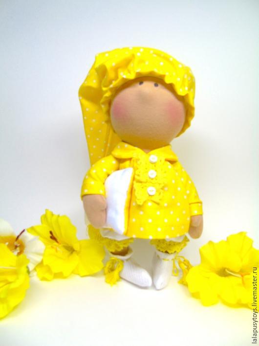 Коллекционные куклы ручной работы. Ярмарка Мастеров - ручная работа. Купить Кукла Гномик-Сплюшка Федор. Handmade. Гномик