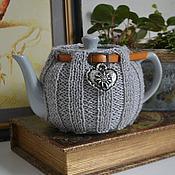 """Чайники ручной работы. Ярмарка Мастеров - ручная работа Чайник - хюгге с грелкой """"Шале"""". Handmade."""