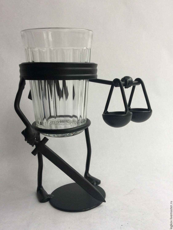 the coaster femida', Water Glasses, Kolchugino,  Фото №1
