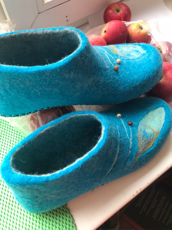 Домашние туфли, Тапочки, Фрязино,  Фото №1